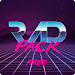 Download Rad Pack - 80's Theme (Free Version) 3.0.0 APK