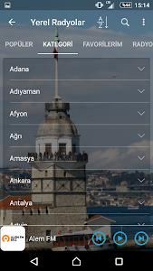 Download Radyo Dinle - Tüm Türkiye Radyoları - Müzik Dinle 2.5.3 APK
