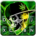 Download Rasta Weed Skull Keyboard Theme 1.0 APK