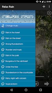 Download Relax Rain ~ Rain Sounds  APK