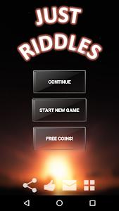 Download Riddles. Just riddles. 3.7 APK