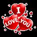 Romantic Love Stickers WAStickerApps