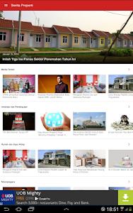 screenshot of Rumah.com version 2.158.2