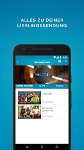 Download SAT.1 - Kostenloses Live TV und Mediathek  APK