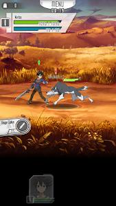 screenshot of SWORD ART ONLINE;Memory Defrag version 1.31.1