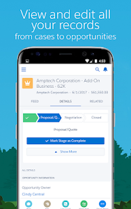 Download Salesforce 16.3 APK