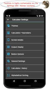 screenshot of Scientific Calculator version 4.2.9