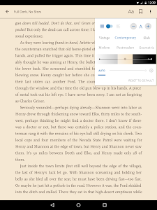 screenshot of Scribd - Reading Subscription version 7.1.0