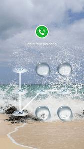 screenshot of AppLock version 1.5.6