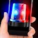 Download Siren police flasher sound sim 2.3 APK