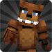Download Skins FNAF for Minecraft PE 1.4 APK