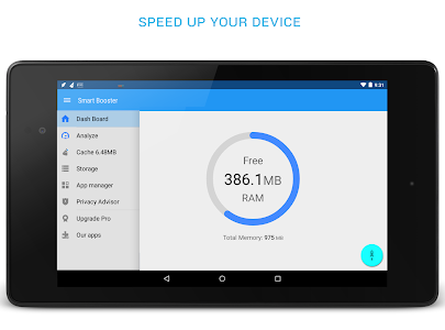 Download Smart Booster - Free Cleaner 7.2 APK