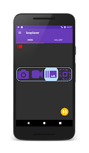 screenshot of SnapSaver version 1.3