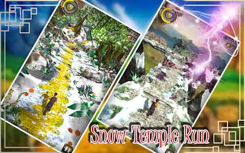 Download Snow Temple Run 6.8 APK