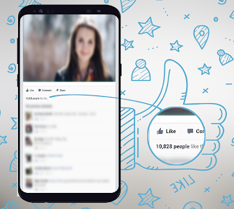 Download Social FB liker prank 1.0 APK