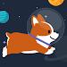 Download Space Corgi - Dog jumping space travel game 22 APK