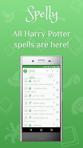 Download Spelly - Harry Potter spells and a quiz game! 2.01 APK
