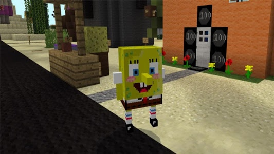 Download Addon Sponge for MC PE 1.1.9 APK