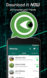 Download SpyPlus for Whatsa Prank 2017 1.0 APK