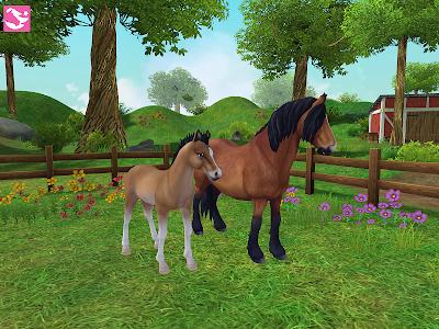 screenshot of Star Stable Horses version 2.46.2