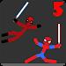 Download Stickman Warriors 4 - Heros Wars Battel 4 APK