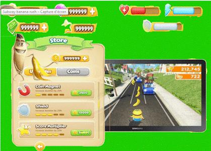 Download Subway Banana Madness 1.1 APK