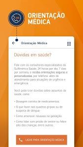 screenshot of SulAmérica Saúde version 4.17.0