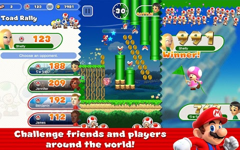 Download Super Mario Run 3.0.11 APK