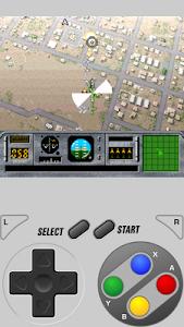 screenshot of SuperRetro16 Lite (SNES Emulator) version 1.8.1