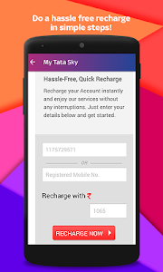 Download Tata Sky Mobile- Live TV, Movies, Sports, Recharge 8.16 APK
