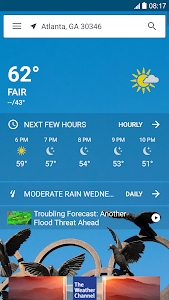 Download The Weather Channel: Local Forecast & Weather Maps  APK