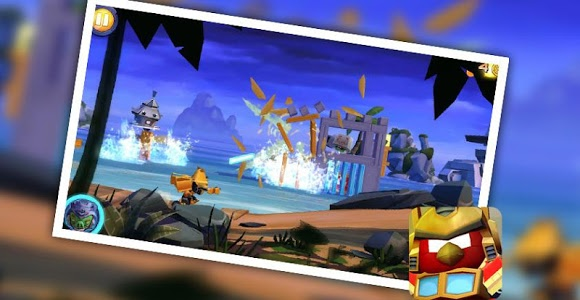 Download Tips: Angry Birds Transformers 11.1 APK