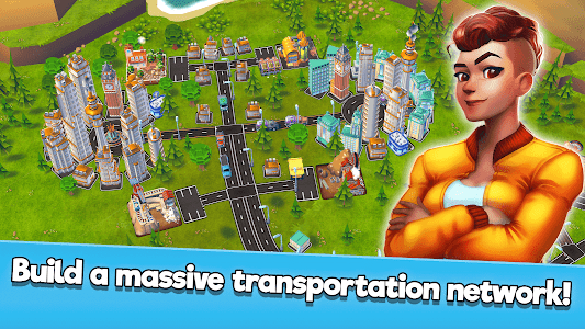 Download Transit King Tycoon – Transport Empire Builder 1.23 APK