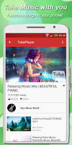 screenshot of Tube Player version 2.9.9.3