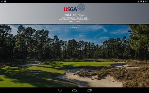 screenshot of U.S. Open Golf Championship version 3.0