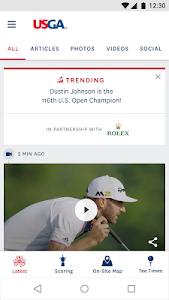 screenshot of 117th U.S. Open Golf Championship version 9.0.2