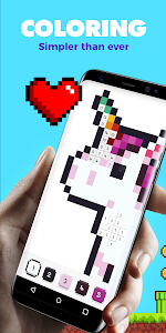 Download UNICORN - Color by Number Pixel Art Game 1.6.0.0 APK