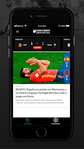 Download Univision Deportes: Liga MX, MLS, Fútbol En Vivo  APK