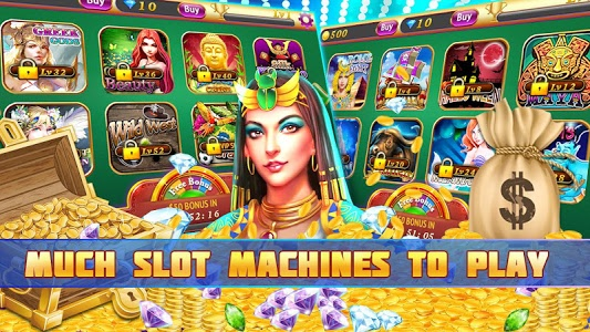 screenshot of Vegas Slots 2018:Free Jackpot Casino Slot Machines version 1.088