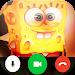 Download Video Call Simulator For Sponge-bob 1.0.1 APK