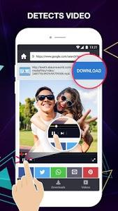 screenshot of Video Downloader version 1.3.1