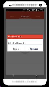Download Video Downloader Pro HD 1.3 APK