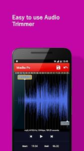 screenshot of Video to MP3 Converter version 1.0.6