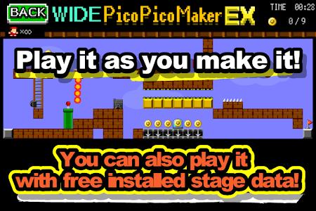 Download Make Action PicoPicoMaker WIDE 1.2.1 APK