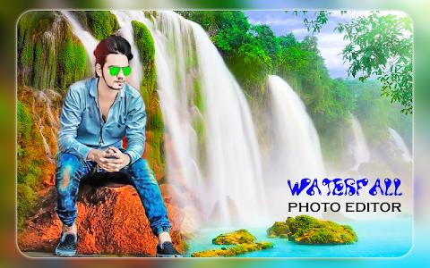 Download Waterfall Photo Editor - Waterfall Photo Frames 1.0.9 APK