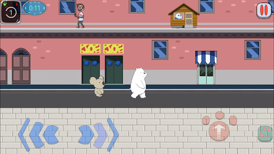 Download We Bare Bears Quest for NomNom 1.0.14-free APK