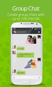 screenshot of WeChat version 6.2.0.52_r1162382