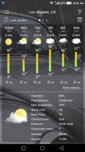 Download Weather 60 APK