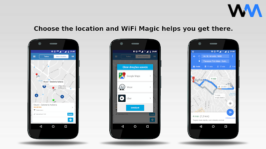 Download WiFi Magic by Mandic Passwords 3.8.2 APK