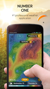 Download Windy: wind, waves and hurricanes forecast  APK
